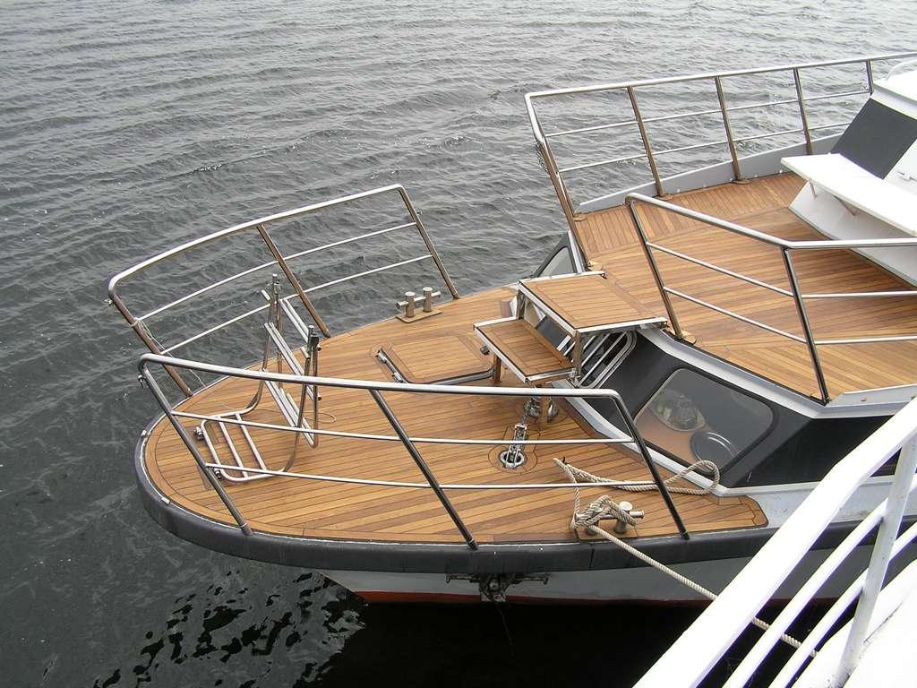 Леер для лодки своими руками